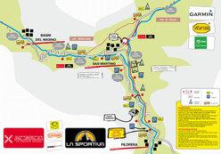 Melloblocco 2012, i parcheggi, le aree camping, i servizi, le avvertenze