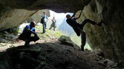 Melloblocco 2012: Neanderthal