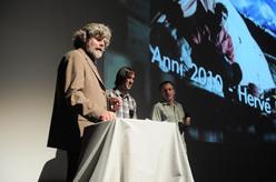 TrentoFilmfestival 2012: Reinhold Messner, Hervé Barmasse & Denis Urubko