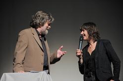 TrentoFilmfestival 2012: Reinhold Messner & Catherine Destivelle