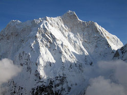 Jannu (7710m) West Ridge, Nepal