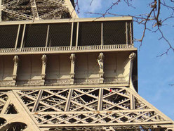 Mike Robertson on the crux of the Eiffel Tower