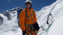 On 17(05/2012 Gerlinde Kaltenbrunner and David Göttler reached the summit of Nuptse (7861m) via the long and difficult North Ridge Scott route.
