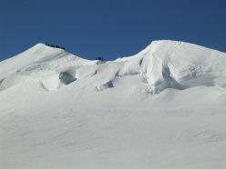 Ludwigshöhe: la cresta di confine della Ludvigshohe, in una annata particolarmente