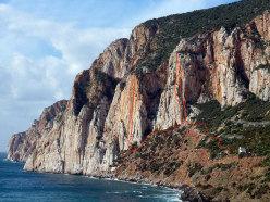 Masua, Pilastro dell'Italia Liberata