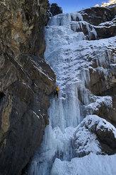 Cascata di Punta Jolanda, Valle di Gressoney