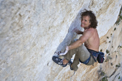 Stefan Glowacz and the Verdon climbing project