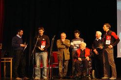da sx: Andrea Mauri, Daniele Bernasconi, Guido Cassin, Riccardo Cassin, Fabio Palma, Luigino Airoldi, Michele Compagnoni
