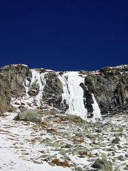 Cascata di Rotario, Rocciamelone, Valle Susa