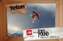 LOST&FOUND: grande freeride e snowboard in anteprima a Milano