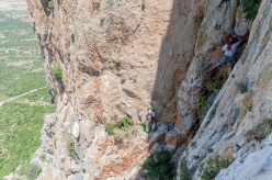 Arrampicare a Zaghouan, Tunisia