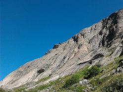 Veduta d'insieme Grimsel Eldorado, Svizzera