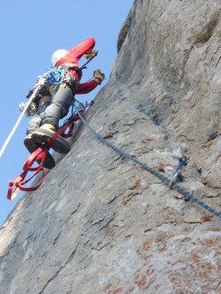 Martello e punteruolo, 8° tiro del Pilastro Parmenide