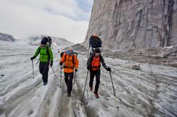 Baffin Island 2012: Eneko Pou, Iker Pou & Hansjörg Auer