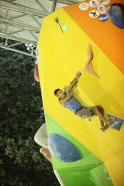 Rustam Gelmanov at the Arco 2011 World Championship