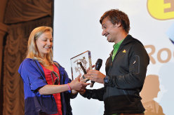 Arco Rock Legends 2012: Sasha DiGiulian & Luca Dragoni (Salewa)