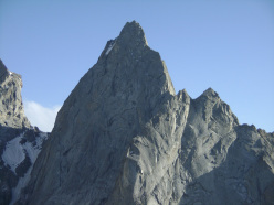 Grey Tower (5435m).