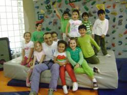 Dogan Palut e le giovani speranze dell'arrampicata turca