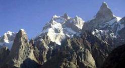 Ogre, 7285m, Karakorum