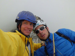 Giorgio Tameni e Francesco Rigosa
