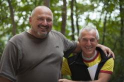 Finale climbing legends: Fulvio Balbi & Carlo Voena