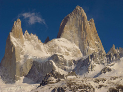 Andreas Fransson and his extreme skiing in Patagonia