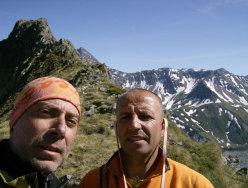 Fabrizio Recchia e Mauro Franceschini