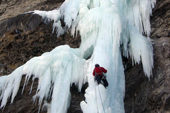 Gerard Pailheiret, ice climbing interview