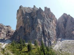 Cima Cason de Formin, Dolomites