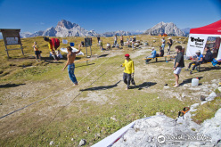 Monte Piana Highline Meeting, Dolomiti