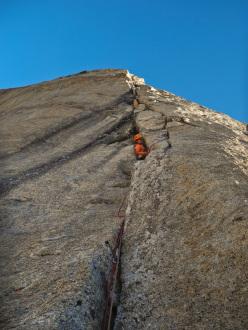 Die Ideallinie (7a, 500m)