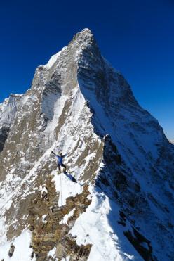 Paul Ramsden, Prow of Shiva ED+, Himalaya