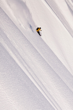 In 2012, for his latest film project, Further, snowboarder Jeremy Jones navigated winds capable of knocking a rider from his feet, lived for days on end in subzero temperatures, and negotiated some of the most challenging avalanche terrain on the planet.