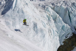 Samuel Anthamatten sul Matterhorn