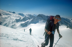 Ski mountaineering in Austria