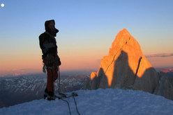 Il Fitz Roy dal Gruppo del Cerro Torre