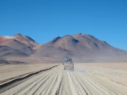 SW Bolivia