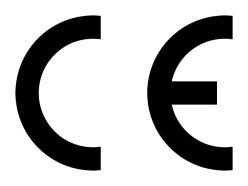 Simbolo della marcatura CE.