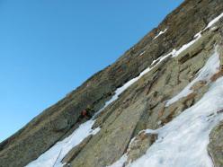 Cascate da ghiaccio in Valle Varaita