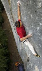 Manolo, Bimbaluna e la bellezza dell'arrampicata