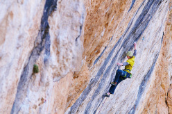 Adam Ondra... interview after La Dura Dura 9b+ at Oliana