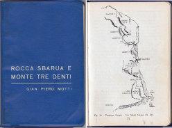 La mitica guida della Rocca Sbarua redatta da Gian Piero Motti