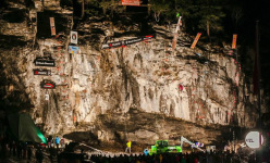 The Kandersteg Ice Climbing Festival which took place in Switzerland from 4 - 6 January.