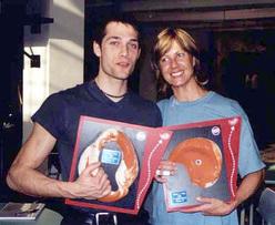 Nicoletta Costi e Simone Belloni 2001