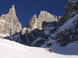 From 23- 24 February 2013 at San Martino di Castrozza the event King of Dolomites, the two-day photo contest to take the most beautiful freeride photo in the Dolomites.