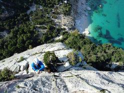 Aguglia di Goloritzé, Sardinia
