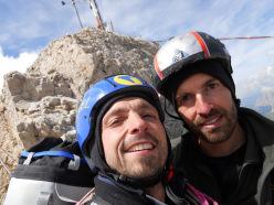 Fulvio Zanetti and Mauro Gibellini
