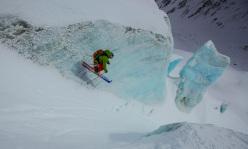 Skier Giuliano Bordoni