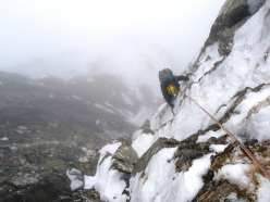 Glen Coe, Coire Gabhail: Marcello Sanguineti su Moonlighting