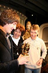 Sergey Kofanov, Betta Gobbi and Valery Babanov
